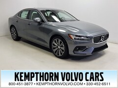 New 2019 Volvo S60 T6 Inscription Sedan in Canton, OH