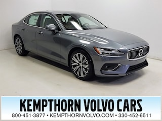 New 2019 Volvo S60 T6 Inscription Sedan in Canton, OH
