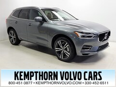 New 2019 Volvo XC60 Hybrid T8 Momentum SUV in Canton, OH