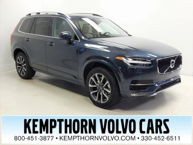 DYNAMIC_PREF_LABEL_AUTO_NEW_DETAILS_INVENTORY_DETAIL1_ALTATTRIBUTEBEFORE 2019 Volvo XC90 T6 Momentum SUV Canton, OH