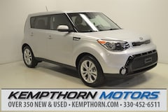 Used 2016 Kia Soul Plus Hatchback in Canton, OH