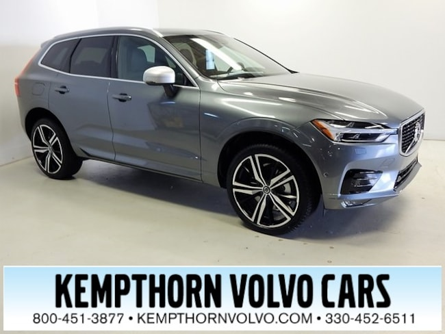 DYNAMIC_PREF_LABEL_AUTO_NEW_DETAILS_INVENTORY_DETAIL1_ALTATTRIBUTEBEFORE 2019 Volvo XC60 T6 R-Design SUV Canton, OH