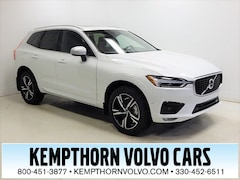 New 2018 Volvo XC60 T6 AWD R-Design SUV in Canton, OH