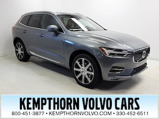 New 2019 Volvo XC60 T5 Inscription SUV in Canton, OH