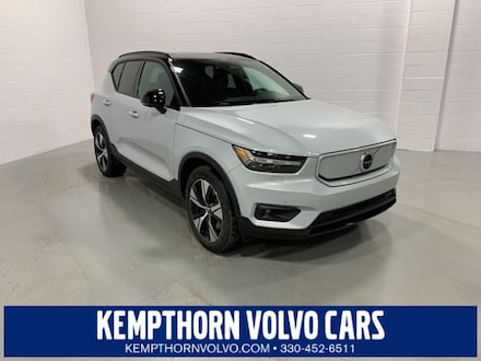 2021 Volvo XC40 Recharge Twin Pure Electric P8 SUV