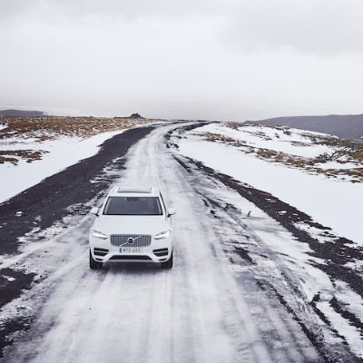 New Volvo XC90 at Kempthorn Volvo Cars