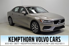 New 2019 Volvo S60 T6 Momentum Sedan in Canton, OH