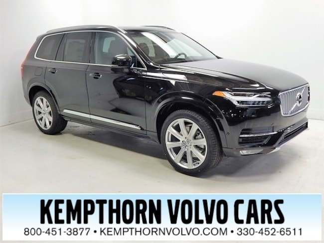 DYNAMIC_PREF_LABEL_AUTO_NEW_DETAILS_INVENTORY_DETAIL1_ALTATTRIBUTEBEFORE 2019 Volvo XC90 T6 Inscription SUV Canton, OH