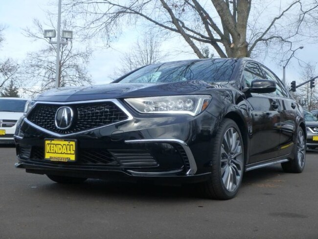 New 2018 Acura Rlx For Sale