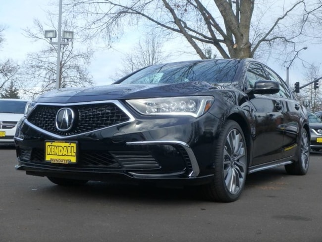 New Acura RLX For Sale Eugene OR - 2018 acura rlx for sale