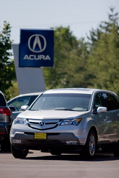Contact Kendall Acura