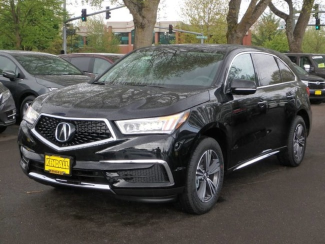 New Acura MDX For Sale Eugene OR - Acura mdx wheels