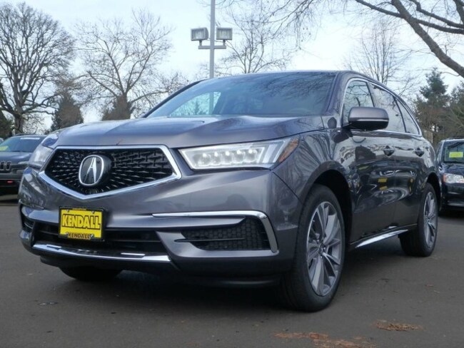 New Acura MDX For Sale - 2018 acura mdx wheels