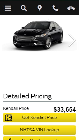 Kendall Price Ford Eugene