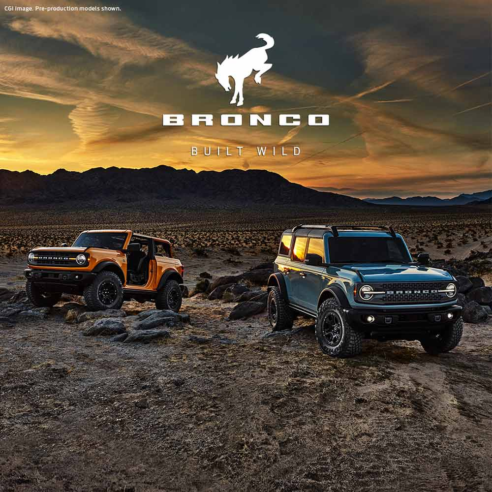 bronco for sale now