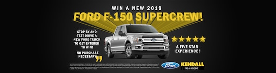 Cal Worthington Ford Anchorage >> Win A Free 2019 Ford F 150 In Anchorage Alaska Ford