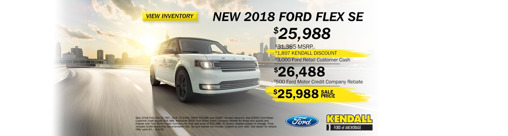 Cal Worthington Ford Anchorage >> New Ford Truck, Car, & SUV Dealership In Anchorage ...