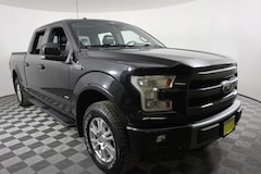 Used 2015 Ford F-150 Lariat Pickup Truck
