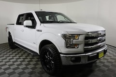 Used 2016 Ford F-150 Lariat Pickup Truck
