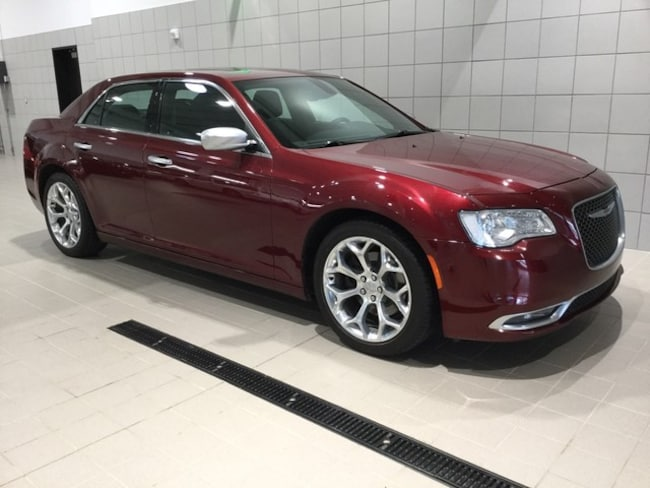 2017 Chrysler 300C 300C Platinum Sedan