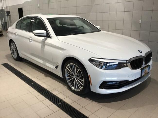 2017 BMW 530i 530i Xdrive Sedan