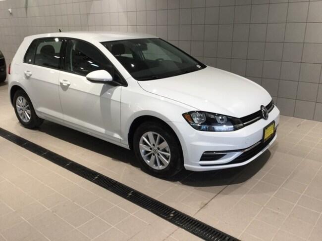 2018 Volkswagen Golf TSI S Hatchback