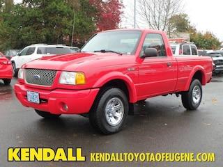 2001 Ford Ranger XLT Truck Regular Cab