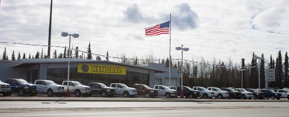 Kendall Dodge Chrysler Jeep Ram of Soldotna
