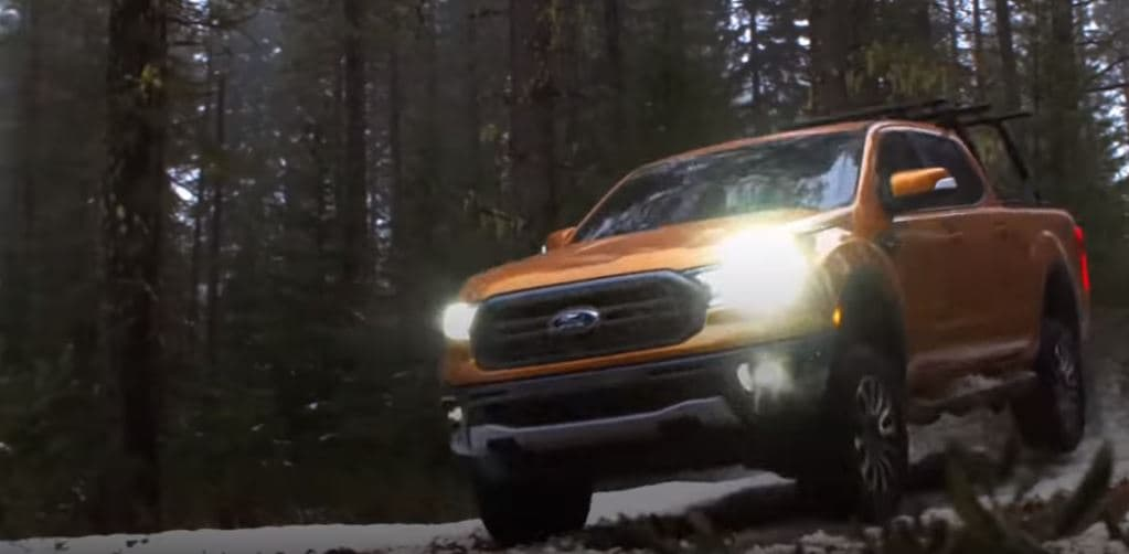 ford ranger adventure