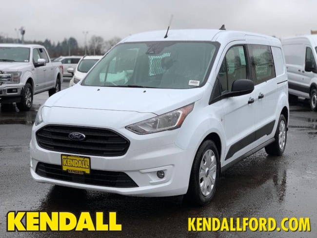 1084c4d447 New 2019 Ford Transit Connect XLT Cargo Van Commercial-truck For ...
