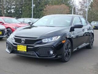 2018 Honda Civic EX Hatchback