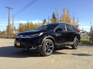 2018 Honda CR-V 1.5T Touring AWD SUV