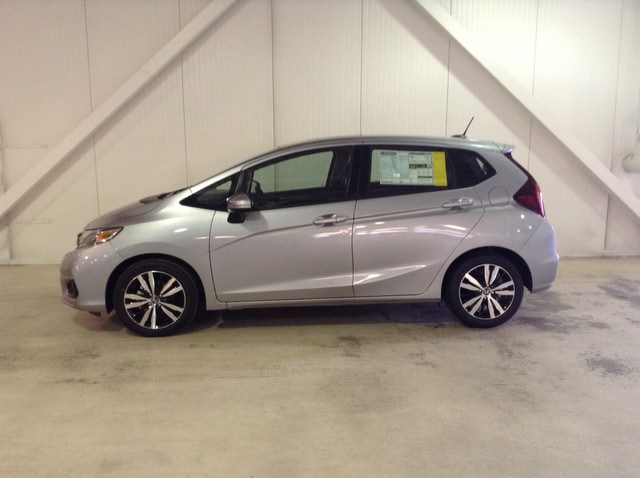 ... 2018 Honda Fit EX Hatchback ...