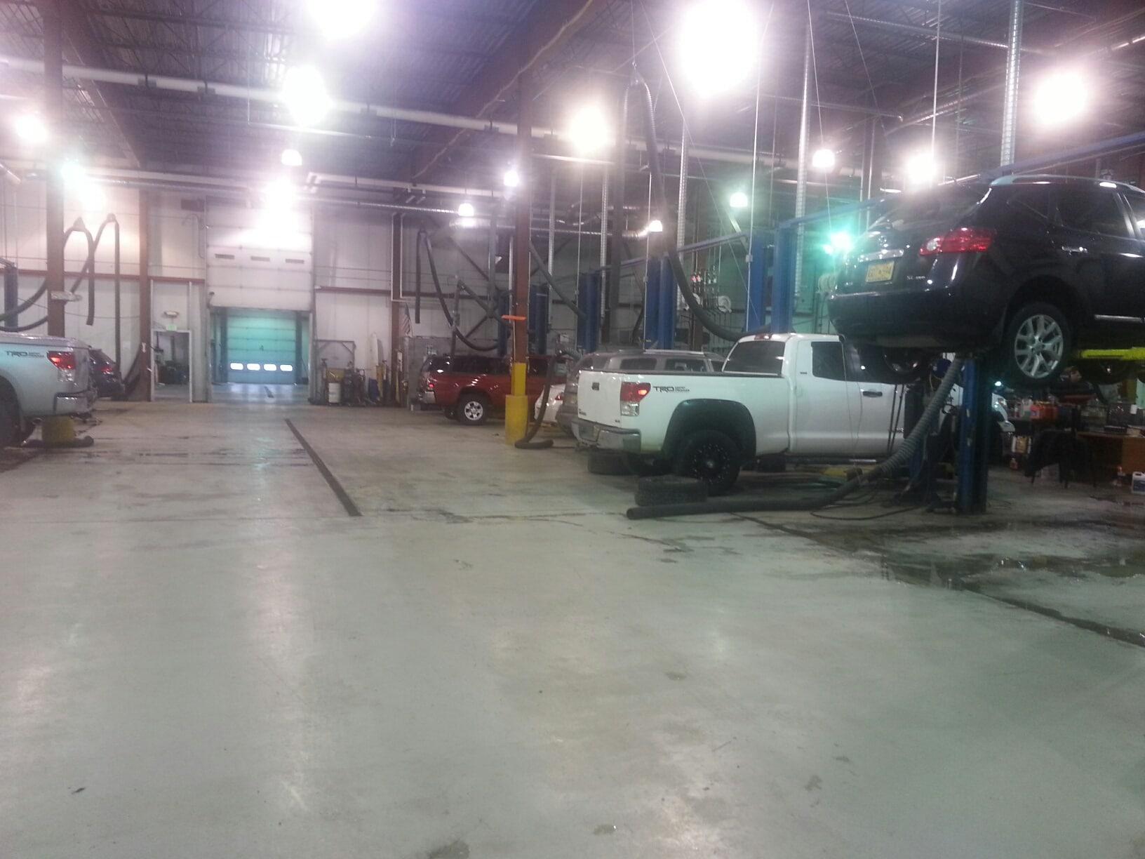 Oil Change Tire Service