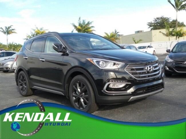 2017 Hyundai Santa Fe Sport 2.0L Turbo SUV