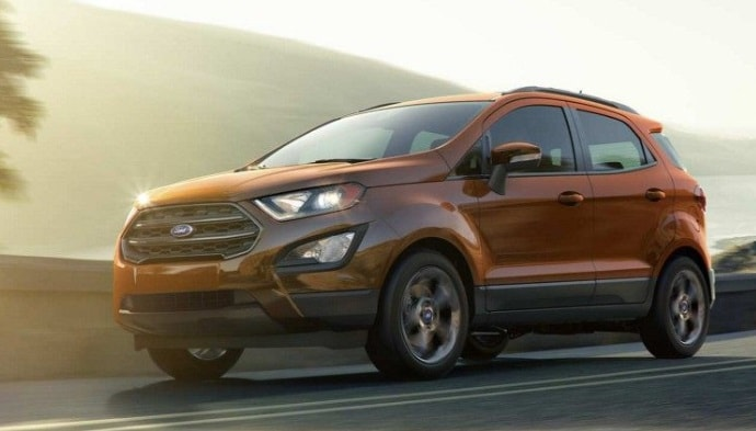 New Ford SUVs