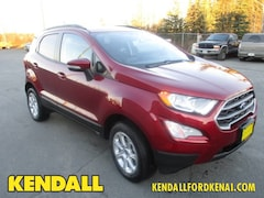 2018 Ford EcoSport SE 4WD