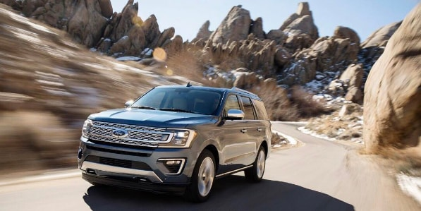 New Ford trucks, cars and SUVs in Kenai