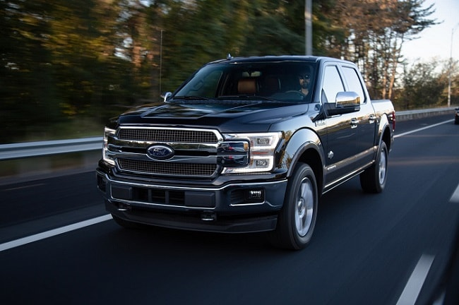 Featured New Ford Vehicles