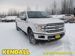 2018 Ford F-150 Lariat 4WD Supercrew 6.5