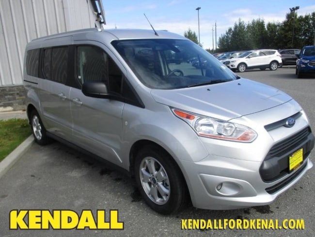 bfeded6807 New 2018 Ford Transit Connect XLT For Sale in Kenai AK  U10545