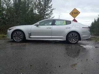 2018 Kia Stinger Premium Sedan