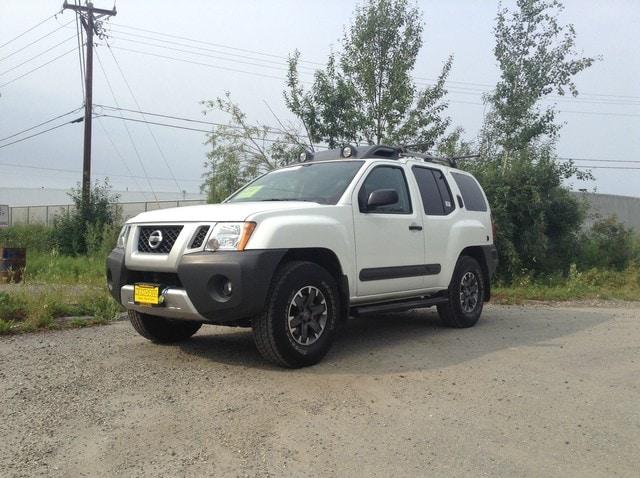 2014 Nissan Xterra PRO-4X SUV