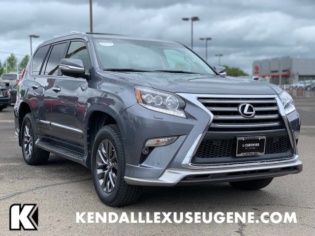 2018 Lexus GX460: What Should We Expect? >> Used 2018 Lexus Gx 460 Luxury For Sale In Eugene Or L19820a
