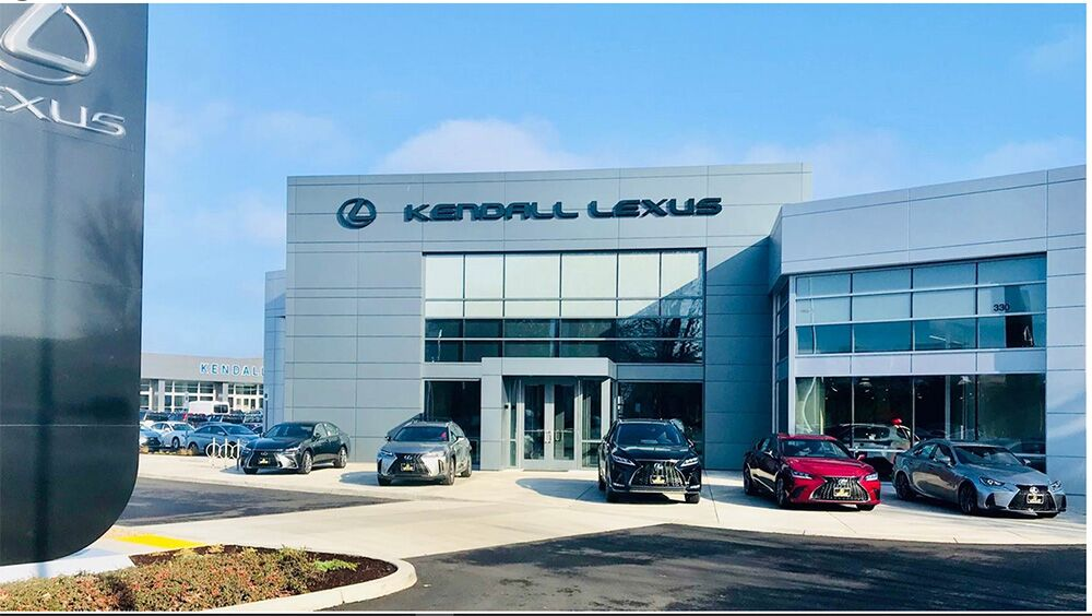 Contact Us at Kendall Lexus of Eugene