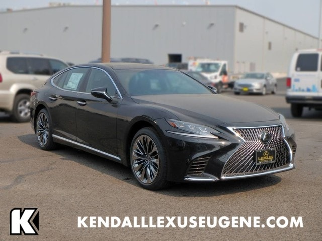 New 2018 Lexus Ls 500 Ls 500 For Sale In Eugene Or L19644