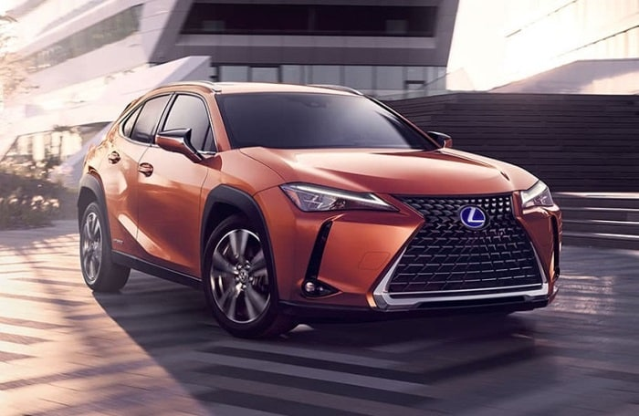 New Lexus Hybrid Cars