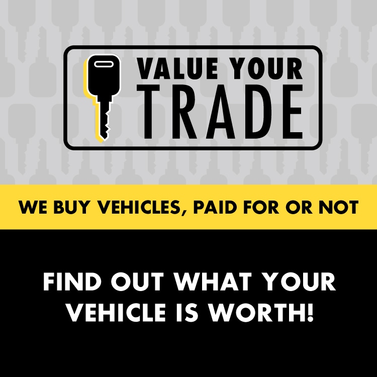 Value your used car trade in Anchorage