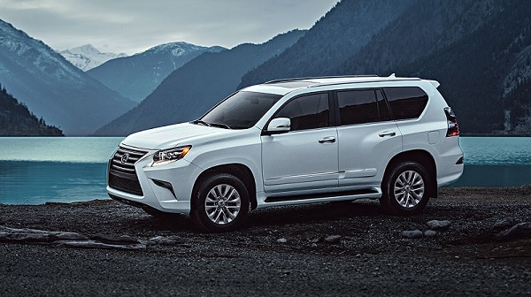 Compare Lexus Models in Anchorage