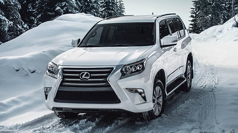 Lexus Luxury SUVs
